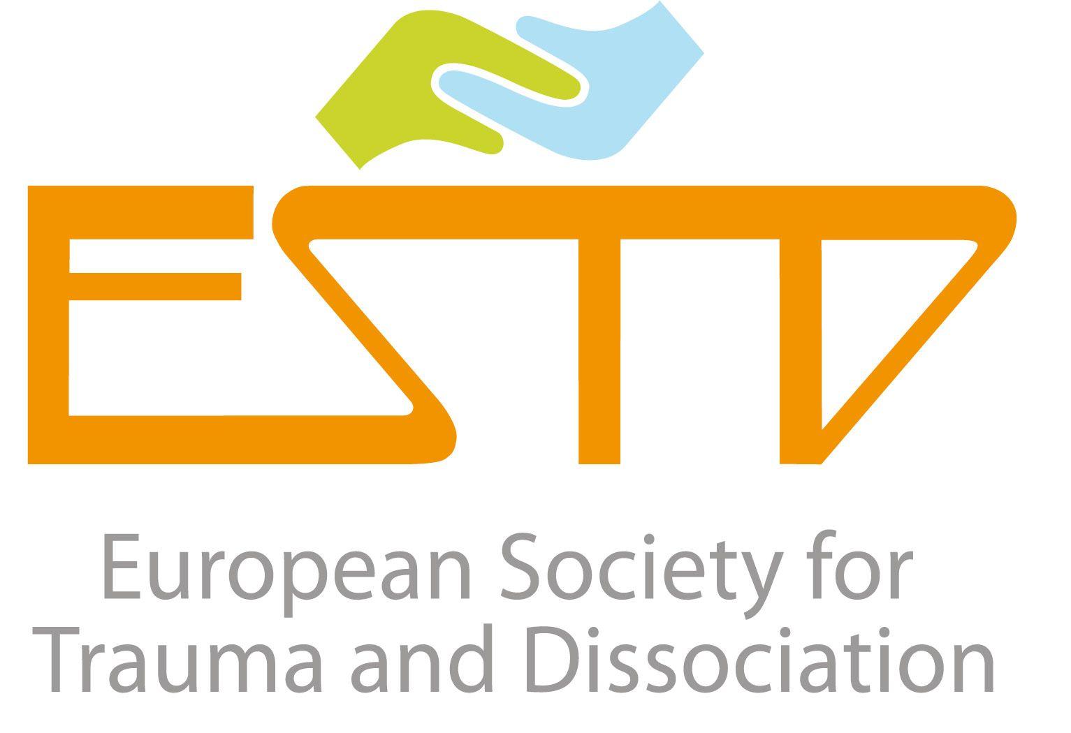 logo for European Society for Trauma and Dissociation