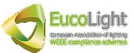 logo for European Association of lighting WEEE compliance schemes