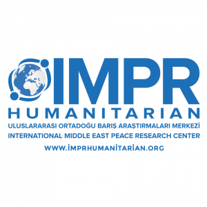 logo for IMPR Humanitarian Aid and Relief Center