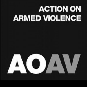 logo for Action on Armed Violence