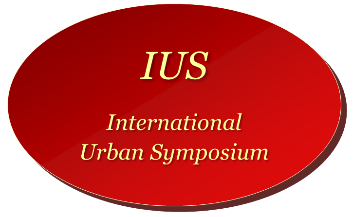 logo for International Urban Symposium