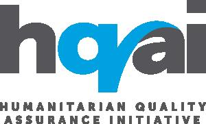 logo for Humanitarian Quality Assurance Initiative
