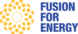 logo for European Joint Undertaking for ITER and the Development of Fusion Energy