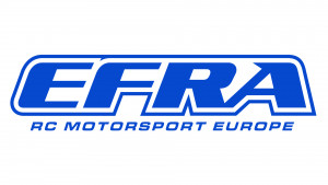 logo for European Federation of Radio Operated Model Automobiles