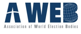 logo for Association of World Election Bodies