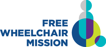 logo for Free Wheelchair Mission