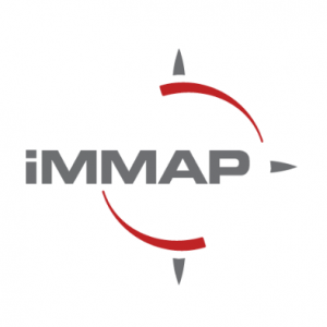logo for iMMAP