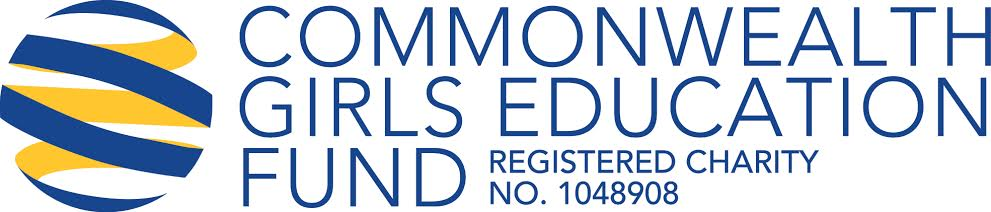 logo for Commonwealth Girls Education Fund