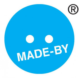 logo for MADE-BY