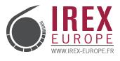 logo for IREX Europe