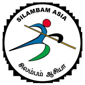 logo for Silambam Asia