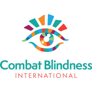 logo for Combat Blindness International