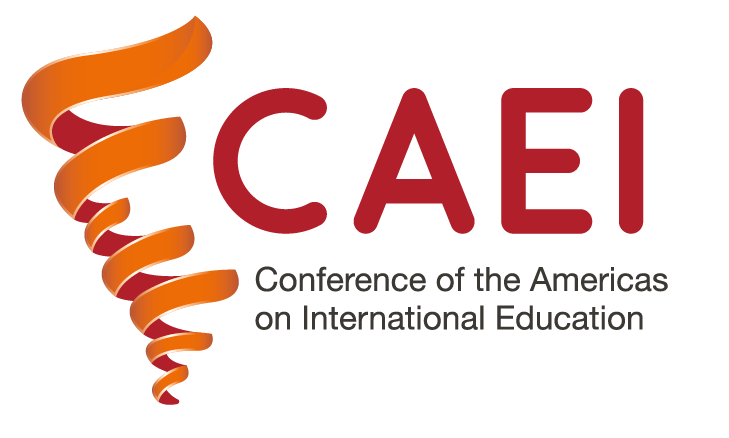 logo for Conference of the Americas on International Education