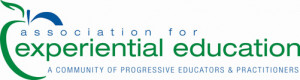 logo for Association for Experiential Education