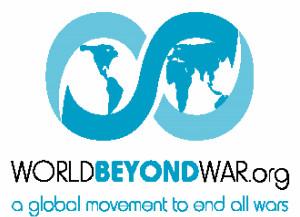 logo for World BEYOND War