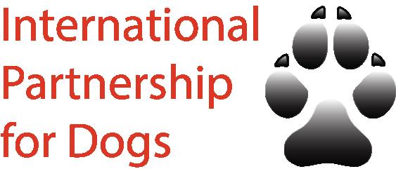 logo for International Partnership for Dogs