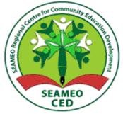 logo for SEAMEO Regional Centre for Community Education Development