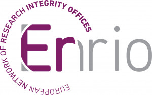 logo for European Network of Research Integrity Offices