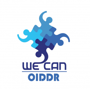 logo for WE CAN
