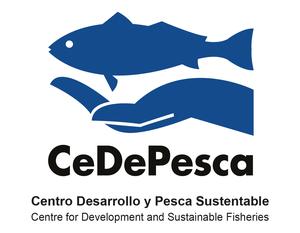 logo for Centro Desarrollo y Pesca Sustenable