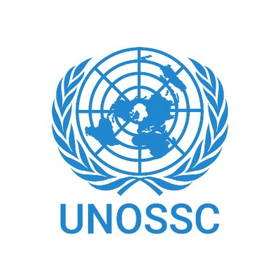 logo for United Nations Office for South-South Cooperation