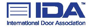 logo for International Door Association