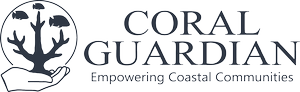 logo for Coral Guardian