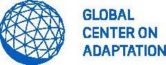 logo for Global Center on Adaptation