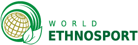 logo for World Ethnosport Society
