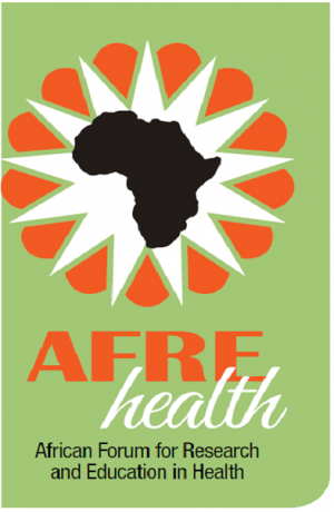 logo for African Forum for Research and Education in Health