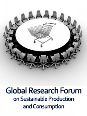 logo for Global Research Forum on Sustainable Production and Consumption