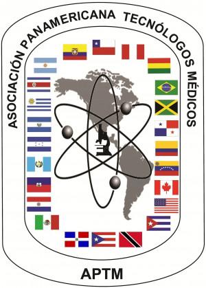 logo for Asociación Panamericana de Tecnólogos Médicos