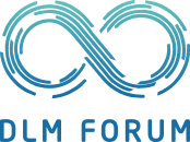 logo for DLM Forum