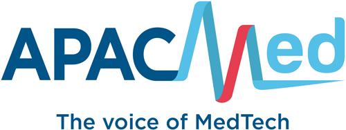 logo for Asia Pacific Medical Technology Association
