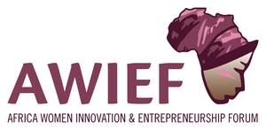 logo for Africa Women Innovation and Entrepreneurship Forum