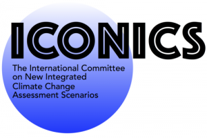 logo for International Committee On New Integrated Climate change assessment Scenarios