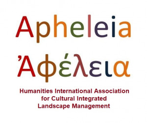logo for APHELEIA - Humanities European Association For Cultural Integrated Landscape Management