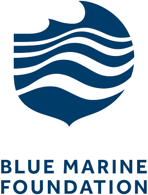 logo for Blue Marine Foundation