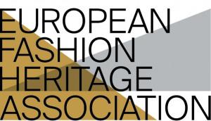 logo for European Fashion Heritage Association