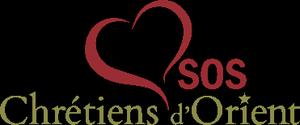 logo for SOS Chrétiens d'Orient