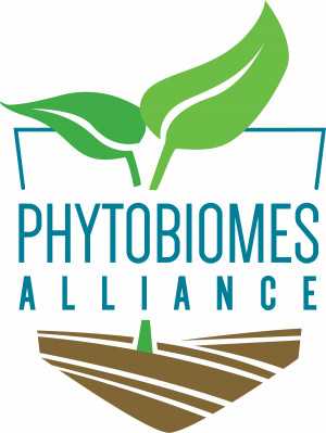 logo for International Alliance for Phytobiomes Research