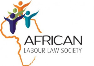 logo for African Labour Law Society