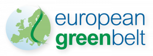 logo for European Green Belt Association