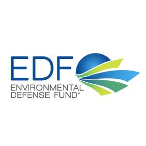 logo for Environmental Defense Fund