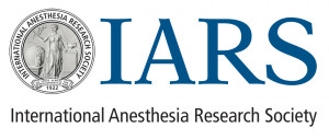 logo for International Anesthesia Research Society