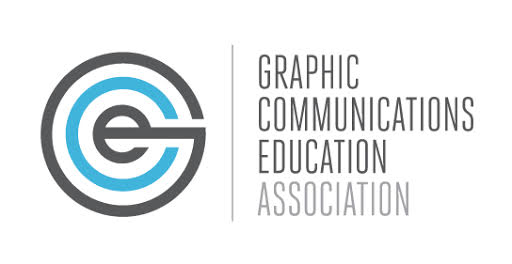 logo for Graphic Communications Education Association