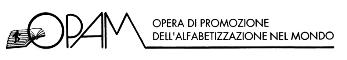 logo for Opera di Promozione dell'Alfabetizzazione nel Mondo