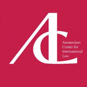 logo for Amsterdam Center for International Law