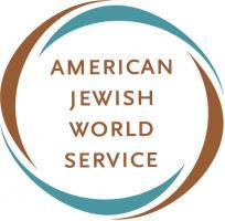 logo for American Jewish World Service