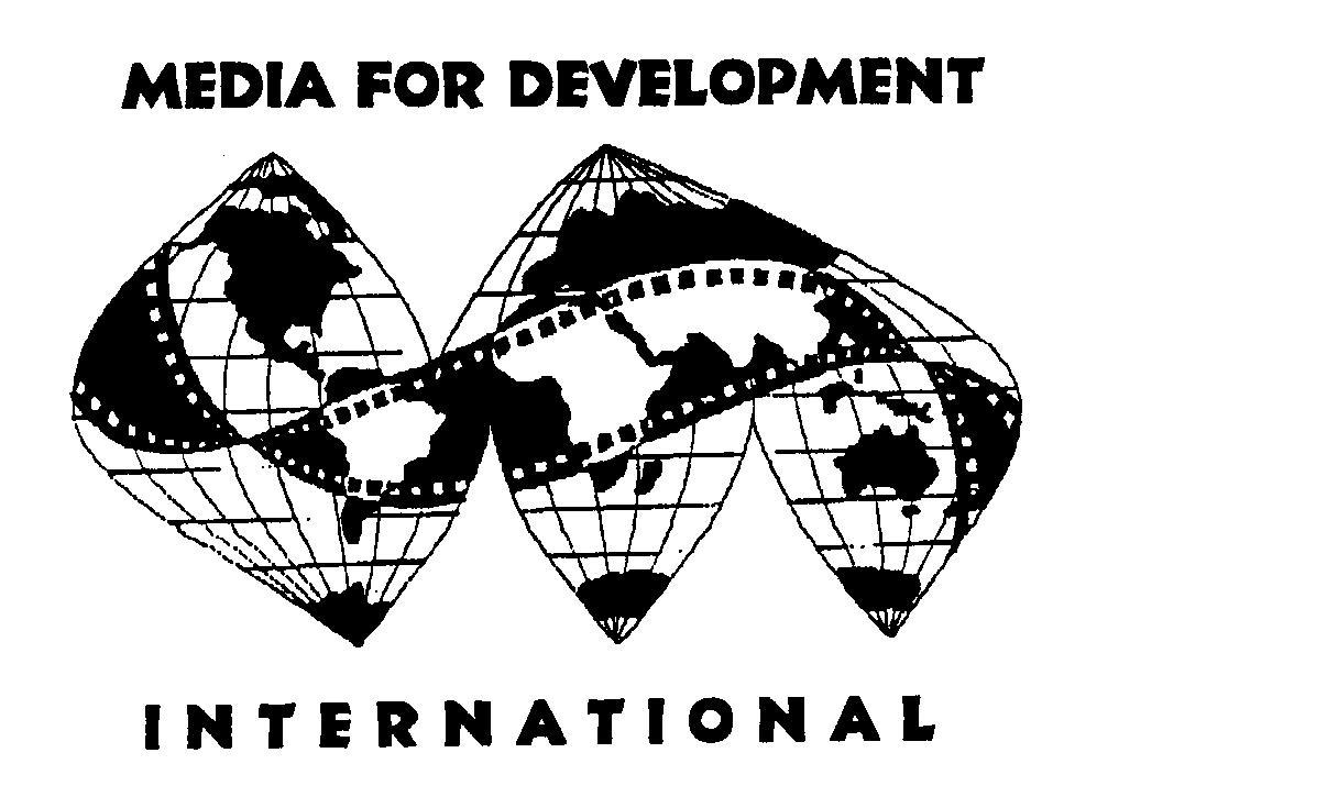 logo for Media for Development International